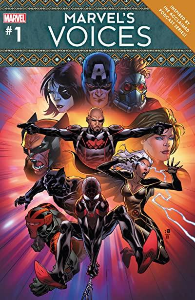 17 Free Marvel Graphic Novels including Black Panther at Comixology/Kindle (digital, see description for full list)