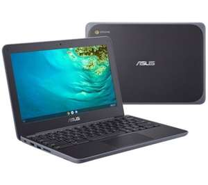 "ASUS C202XA 11.6"" Chromebook - 32 GB eMMC, Grey & Black @ Curry's PC World Business - £159"