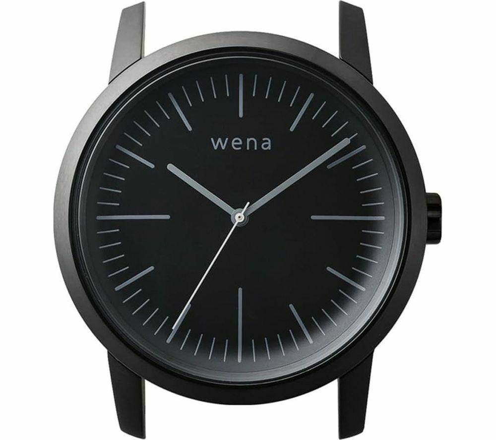 SONY Wena Three Hands Watch Head - Black + 6 Months Spotify Premium (New Customers) £89.99 @ Currys PC World
