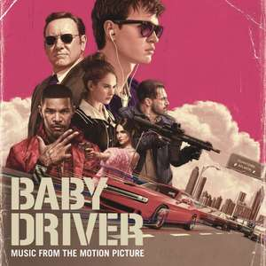 Various Artists - Baby Driver (Music From The Motion Picture) 2 x LP Vinyl - £15.98 Prime / £18.97 non-Prime @ Amazon