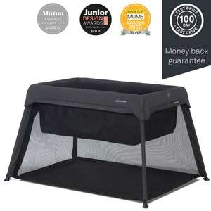 Sleep & Go - A co-sleeping crib, travel cot and a playpen £175 at micralite
