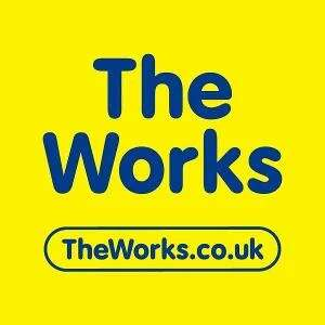 Discount Codes (inc up to 20% off) @ TheWorks.co.uk