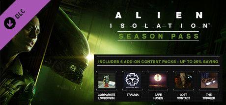 [Steam] Alien: Isolation Season Pass (PC) - £3.22 @ Gamebillet