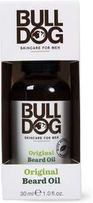 Bulldog Original Beard Oil, 30ml - £3.66 (Prime) £8.05 (Non Prime) @ Amazon