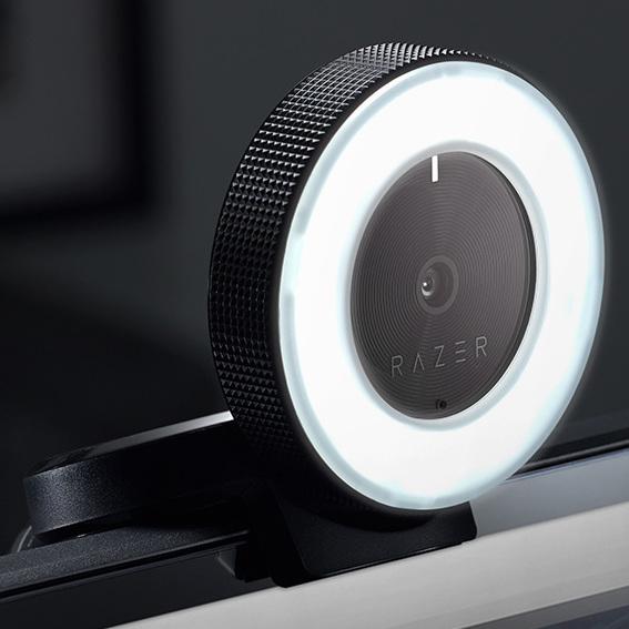 Razer Kiyo webcam - in stock - £99.99 @ Razer + £10 newsletter discount