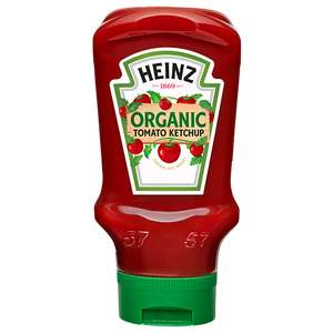 Heinz Organic Ketchup 1015g £2 at Heron Foods (Darlaston)