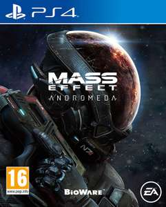 Mass Effect: Andromeda (PS4) £4.95 Delivered @ The Game Collection