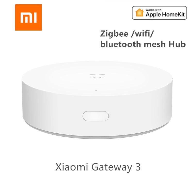 Xiaomi Gateway 3 Multifunctional Gateway ZigBee WIFI Bluetooth - £13.32 new users / £16.60 otherwise @ AliExpress Deals / Mi homes Store