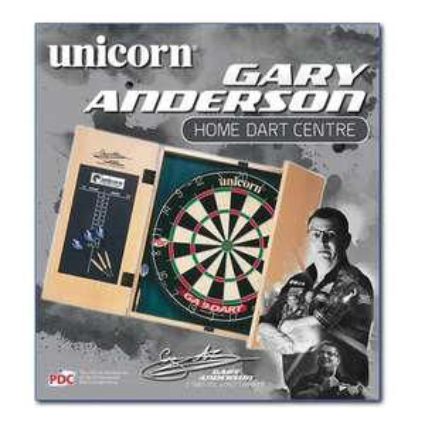 Gary Anderson unicorn darts set £44.98 Delivered @ House of Fraser