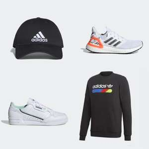 Up to 50% Off Outlet Sale + 25% Off Outlet & Full Price with code + Free Delivery via Creators Club @ adidas