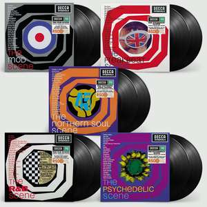 Decca Classic Tracks Compilations Vinyl Limited Recordstore Day Compilations £43.95 delivered @ Recordstore