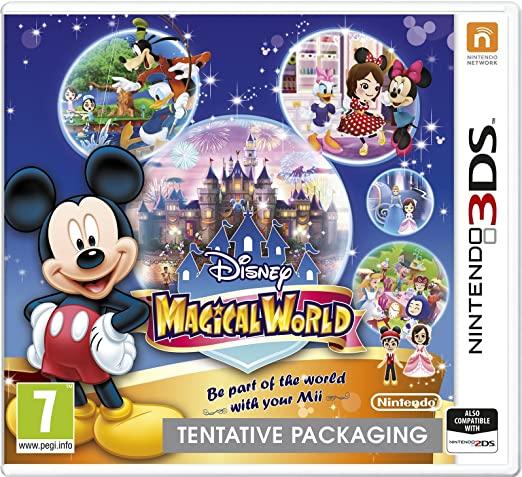 Disney Magical World (Nintendo 2DS/3DS/3DS XL) for £8.99 (Prime) / £11.98 (Non Prime) @ Amazon