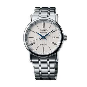 Seiko Premier Automatic Watch £190 Delivered Free @ AMJ Watches