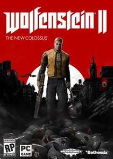 [Steam] Wolfenstein II 2: The New Colossus (PC) - £4.99 @ CDKeys