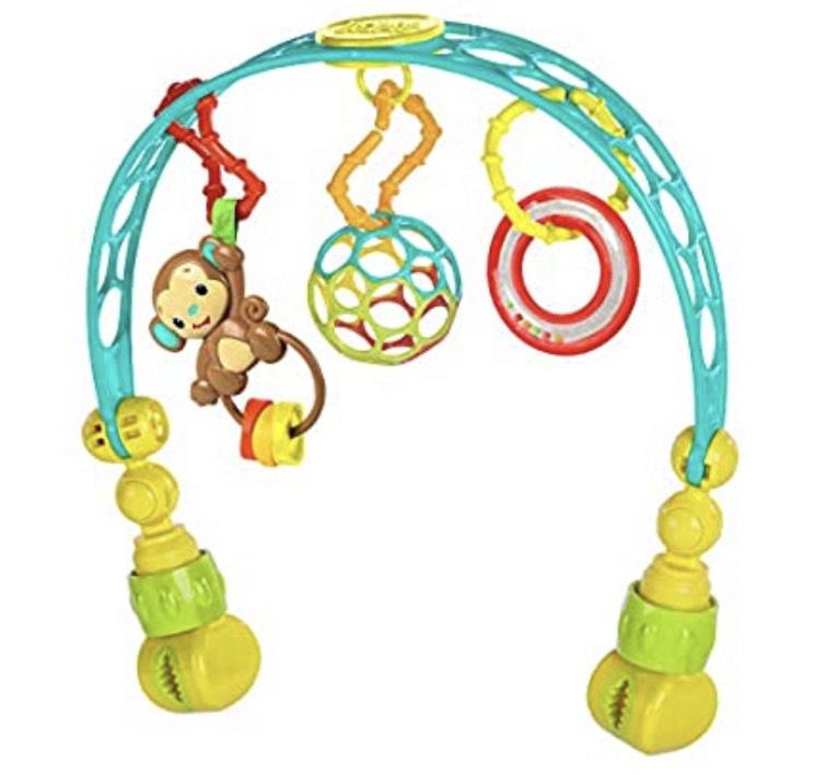 Oball Flex-n-Go Activity Arch Take-Along Toy for prams £14.99 @ Amazon (+£4.49 non-prime)