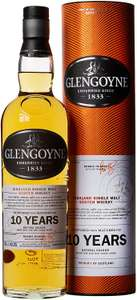 Glengoyne 10 Year Old Highland Single Malt £27.59 @ Amazon