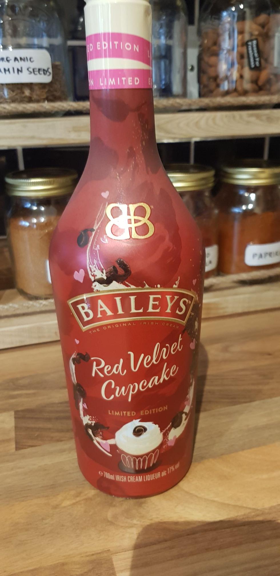 Baileys Red Velvet Cupcake £8.80 at Tesco Hamble.