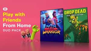 Oculus Double Deal - Path of the Warrior and Drop Dead £18.99