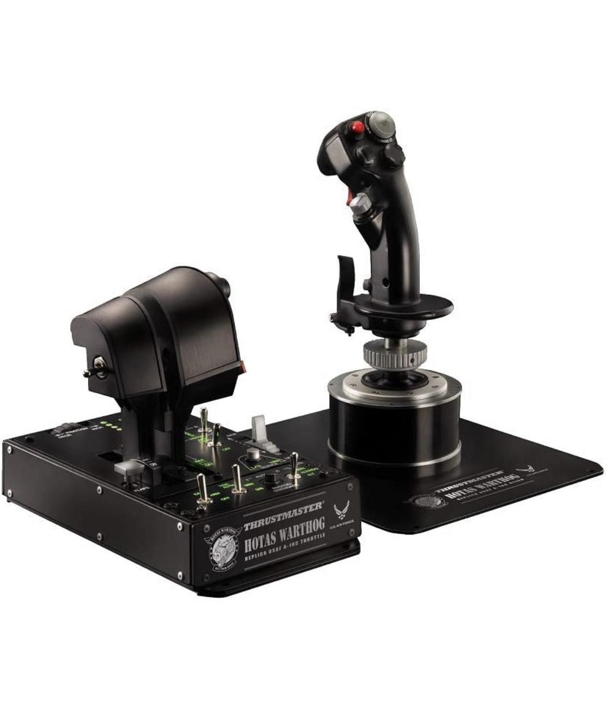 Thrustmaster HOTAS Warthog Joystick £281 at Amazon