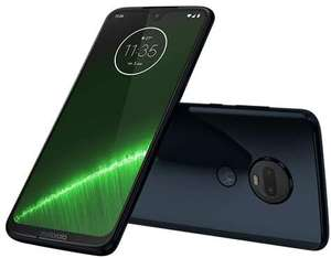Motorola G7 Plus - Deep Indigo - 64GB 4GB Ram Android - EU Version £199.97 - Dispatched from and sold by Appliances Direct - UK on Amazon