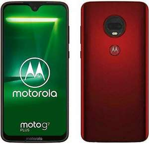 Motorola Moto G7 PLUS 64 GB - UNLOCKED -DUAL SIM Red - Used Excellant Condition £149.99 @ search4best_1 / eBay