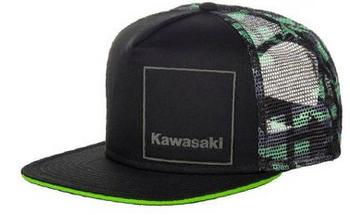Kawasaki K-Camo Cap - £6.99 (+£1.99 Postage) @ M&P Direct
