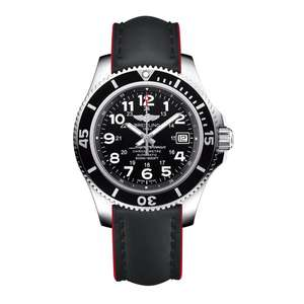 Breitling Superocean Ii 42 Volcano Black Watch £1904 @ Burrells