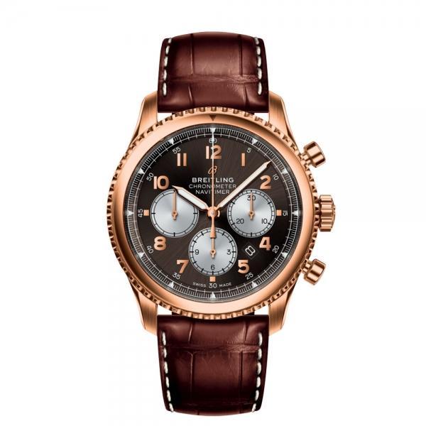 Breitling Navitimer 8 B01 Chronograph Watch - 43 RB0117131Q1P1 - £9,588 @ Burrells