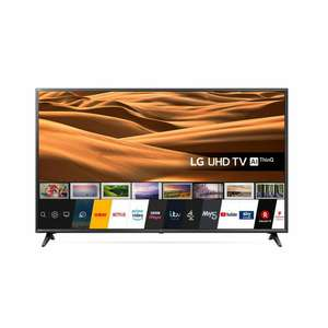 LG 65UM7050PLA 65 inch 4K Ultra HD HDR Smart LED TV Freeview Play Freesat HD - £559 with code TV20(6 years guarantee) @ Richer Sounds