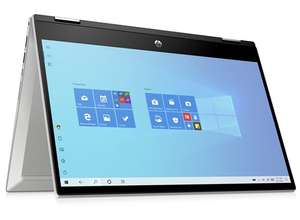 HP Pavilion x360 14-dw0023na Convertible Laptop 2020 Edition Core™ i7 with 3 Year Care Pack - £899.99 @ HP
