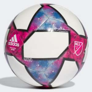 Adidas MLS Capitano Football now £6.73 with code sizes 3, 4, 5 Free delivery for creators club members @ Adidas
