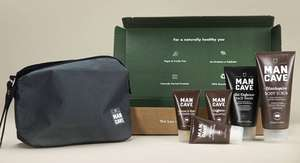 ManCave - 30% Off Gift Sets (Starting from £16) & Free Delivery