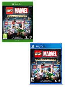 [Xbox One/PS4] Lego Marvel Collection Inc 3 Games & All DLC - £24.85 delivered @ Simply Games