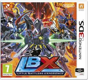 Little Battlers Experience (Nintendo 3DS) £8.99 (Prime) / £11.98 (Non-Prime) Delivered @ Amazon
