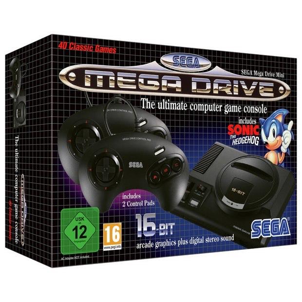 Sega Mega Drive Mini Console - £59.99 Instore @ Lidl (Pontardawe)