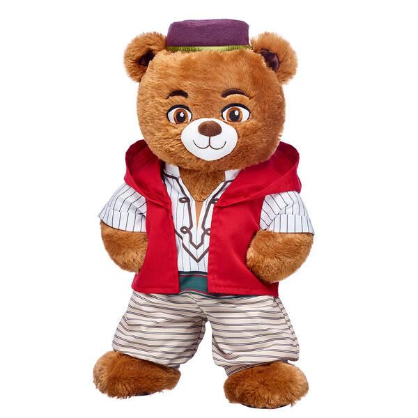 Build-a-Bear Online Exclusive Disney Aladdin Inspired Bear Gift Set £24.09 Plus Summer Sale
