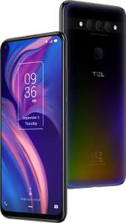 """TCL PLEX Smartphone 6GB / 128GB Black [6.53"""" FHD+ IPS, SD675, 3,820mAh, NFC, Triple rear camera 48MP+16MP+2MP] £133.59 @ Amazon Spain"""