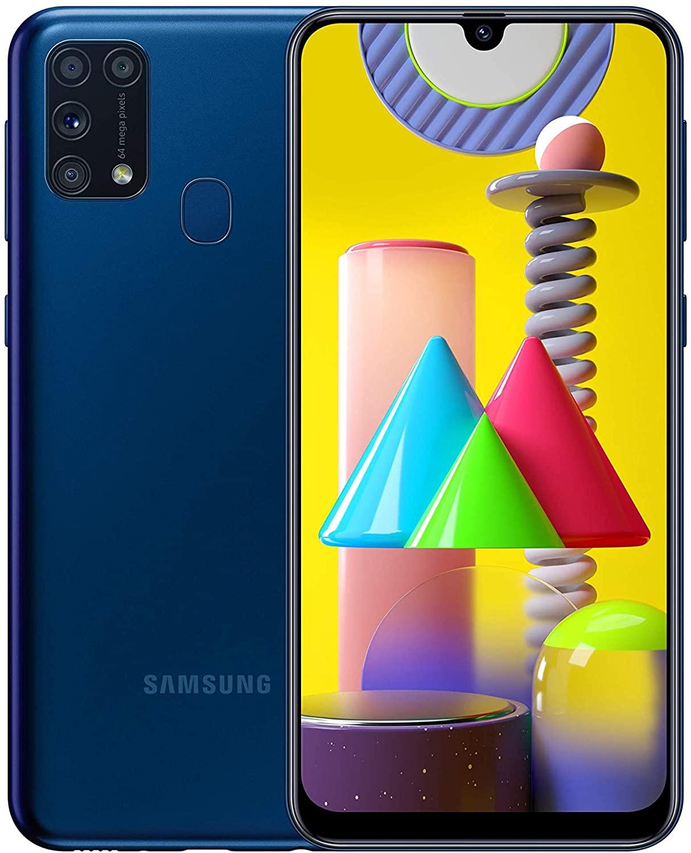 Samsung Galaxy M31 Android Smartphone, Amazon Exclusive, £245 @ Amazon