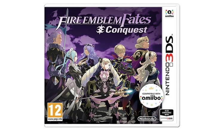 Fire Emblem Fates Conquest - Nintendo 3DS - £1.99 at Argos.co.uk + £3.95 delivery