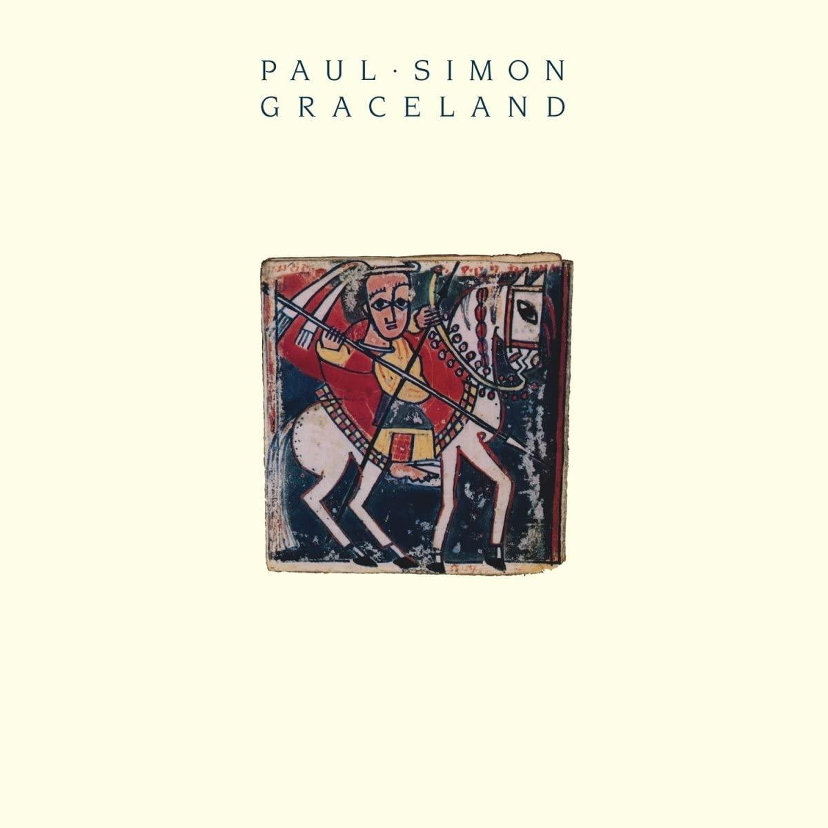 Paul Simon - Graceland (Vinyl) - £13.99 @ Amazon (+£2.99 non-prime)