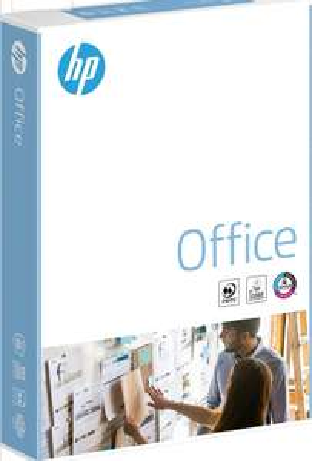 HP Office A4 210 x 297mm 80gsm 500 sheets/Single Ream - £3.47(Prime) / £7.96 (Non Prime) @ Amazon