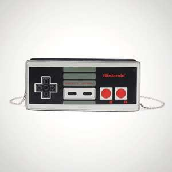 Nintendo NES Controller Ladies Clutch Bag - £13 delivered @ MenKind