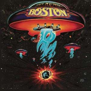 Boston - Boston (Vinyl) - £13.99 @ Amazon (+£2.99 Non-prime)