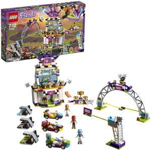 LEGO 41352 Friends Heartlake The Big Race Day Playset, £30.49 Dispatched from and sold by NEXTLEVELUKNET