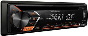Pioneer DEHS100UBA Amber illumination CD Tuner, USB, Aux Car Stereo - £26.99 delivered at Argos / Ebay