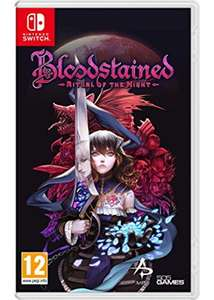 Bloodstained: Ritual of the Night (Nintendo Switch) - £19.85 delivered @ Base.com