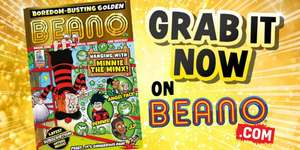 Golden Beano Issue 3 (digital & printable) - Now available for free @ Beano Shop