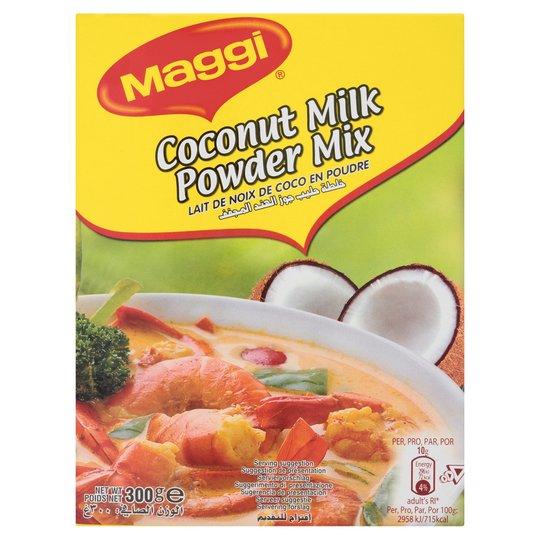 Maggi coconut milk powder 300g 29p @ Heron Foods