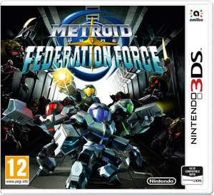 Metroid Prime: Federation Force (Nintendo 3DS) for £3.99 (Prime) / £6.98 (Non Prime) delivered @ Amazon