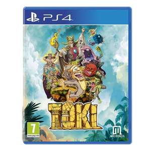 Toki PS4 - £12.93 at 365games.co.uk